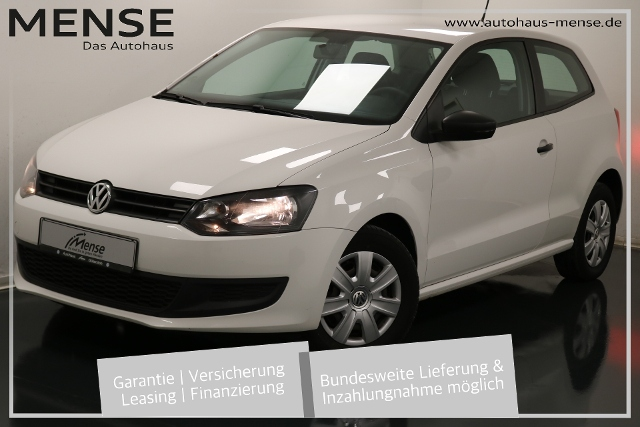 Volkswagen Polo V 1.2 Trendline BerganfahrAssist Klima, Jahr 2013, Benzin