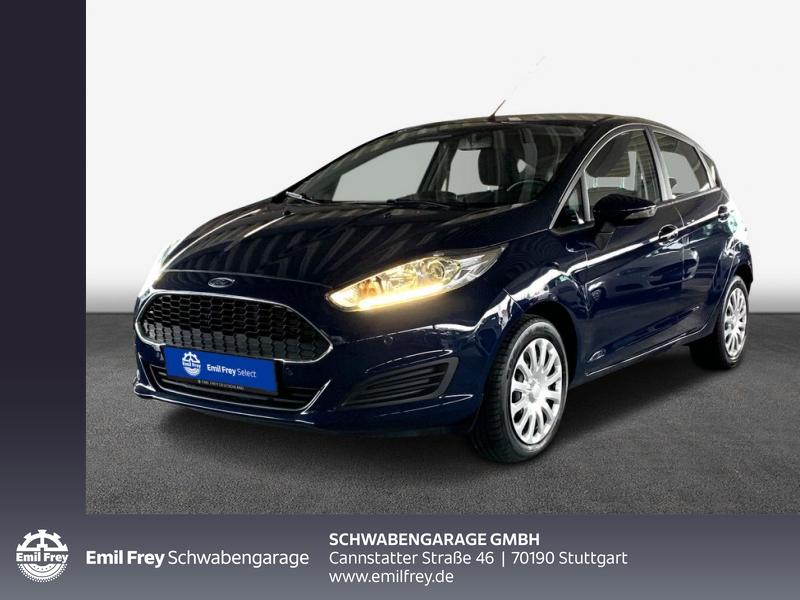 Ford Fiesta 1.0 EcoBoost Start-Stop Trend Navi PDC, Jahr 2016, Benzin
