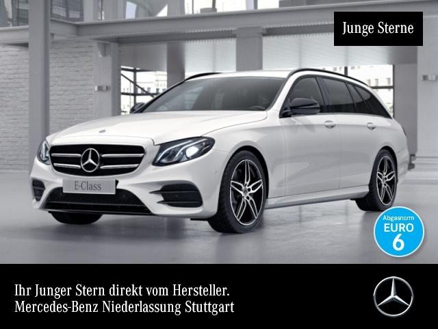 Mercedes-Benz E 200 d T AMG LED Night Kamera Totwinkel PTS Sitzh, Jahr 2017, Diesel