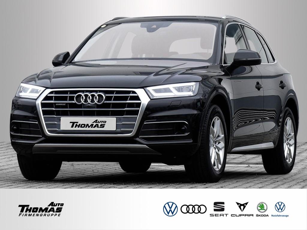 "Audi Q5 ""Sport"" 2.0 TDI quattro S tronic MATRIX+ACC, Jahr 2018, diesel"