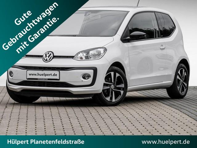 Volkswagen up! 1.0 move up! IQ.DRIVE KLIMA GRA ALU PDC HECK SHZ, Jahr 2019, Benzin