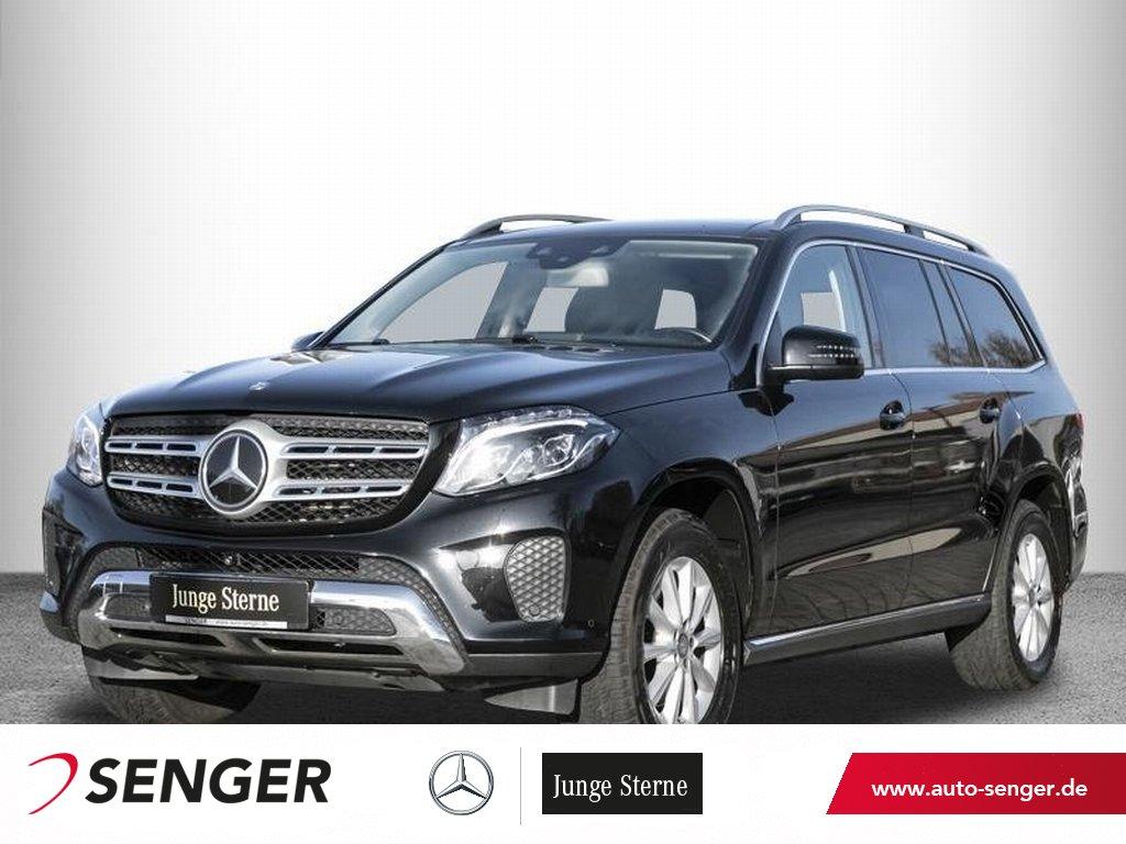 Mercedes-Benz GLS 350 d 4M *Distronic*Comand*AHK*360°*LED*Pano, Jahr 2016, Diesel