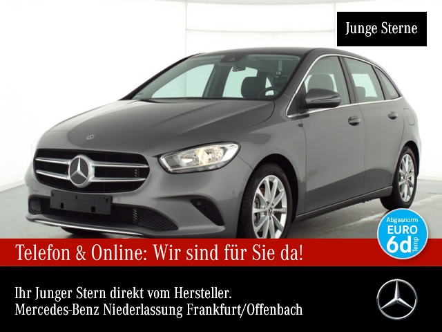 Mercedes-Benz B 180 Navi Premium Laderaump Spurhalt-Ass PTS Temp, Jahr 2019, Benzin