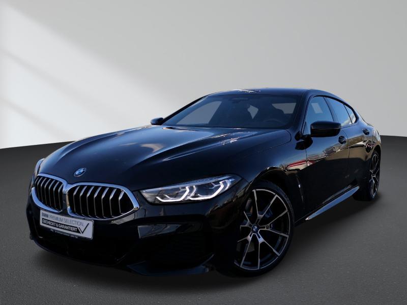 BMW 840i Gran Coupe Steptronic M Sportpaket RFT, Jahr 2019, Benzin