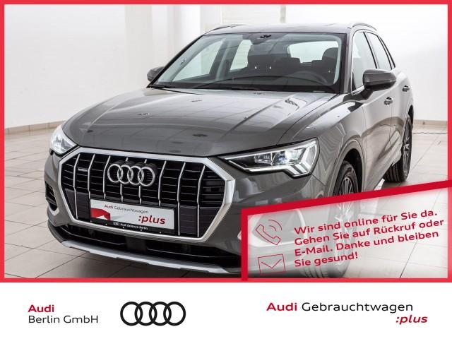 Audi Q3 advanced 40 TFSI qu.S tr. LED NAVI STDHZ PANO, Jahr 2020, Benzin