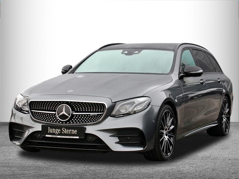 Mercedes-Benz E 53 AMG 4M+ T-Modell Distronic Pano HUD el.Heck, Jahr 2018, Benzin