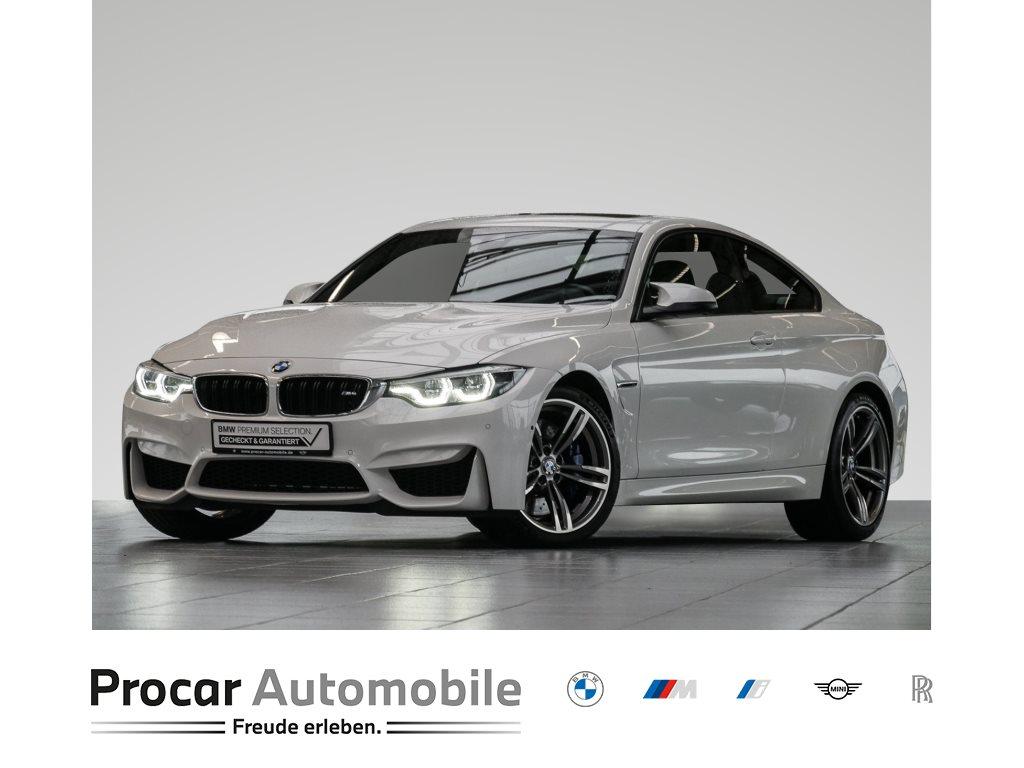 BMW M4 Coupé M Drivers P. Head-Up HK HiFi DAB LED, Jahr 2017, Benzin