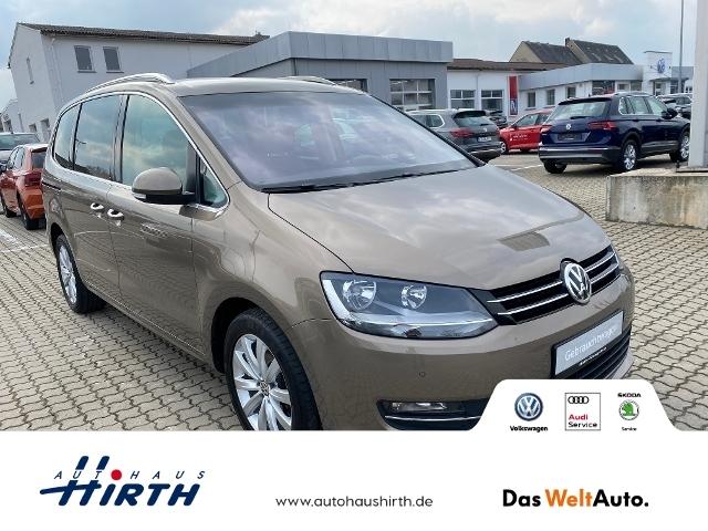 Volkswagen Sharan Highline 2.0 TDI KLIMA ALU, Jahr 2016, Diesel