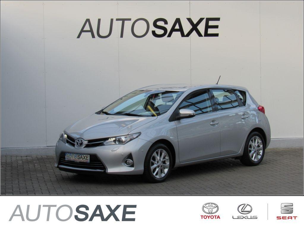 Toyota Auris 1.6 Val. Executive*XENON*KAMERA*KLIMA*SHZ*, Jahr 2013, Benzin