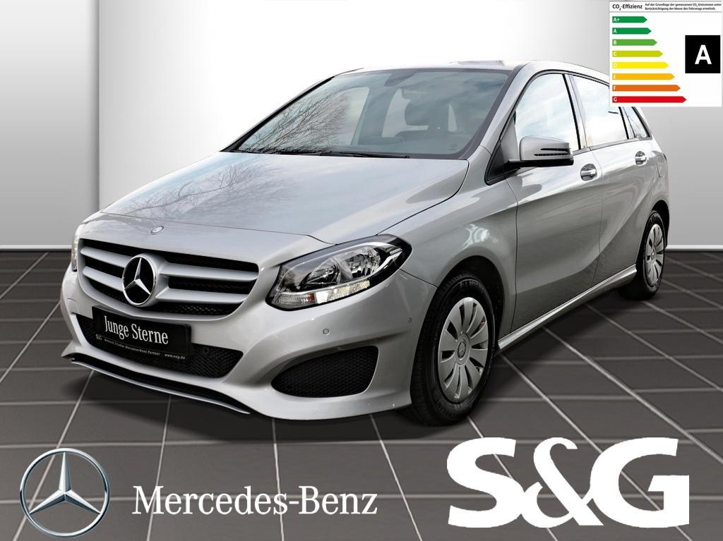 Mercedes-Benz B 160 d Sitzheizung/Park-Pilot/Tempomat/USB/, Jahr 2016, diesel