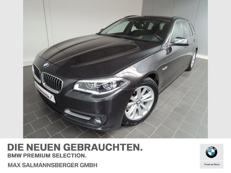 BMW 530d xDrive Touring Head-Up HiFi LED RFK Shz, Jahr 2016, Diesel