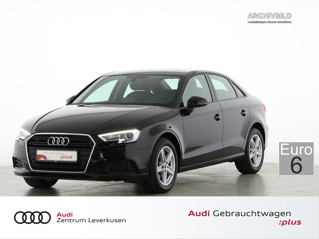 Audi A3 Limousine 1.0 TFSI, Jahr 2018, Benzin
