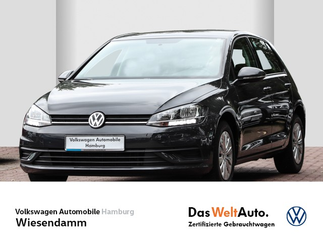 Volkswagen Golf VII 1.0 TSI Klimaanlage 4 Türen ESP Servo ZV, Jahr 2017, Benzin