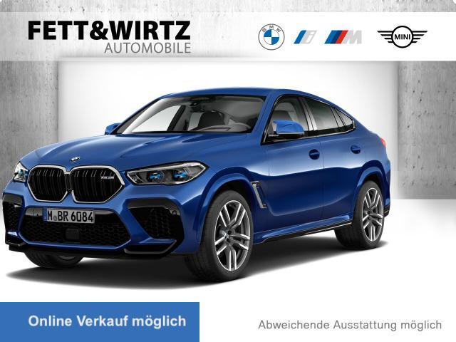 BMW X6 M Competition Laser AHK Sitzbel. H/K DAB PA+, Jahr 2020, Benzin