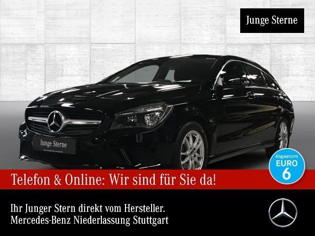 Mercedes-Benz CLA 180 SB Kamera Navi Laderaump Totwinkel 7G-DCT, Jahr 2016, Benzin