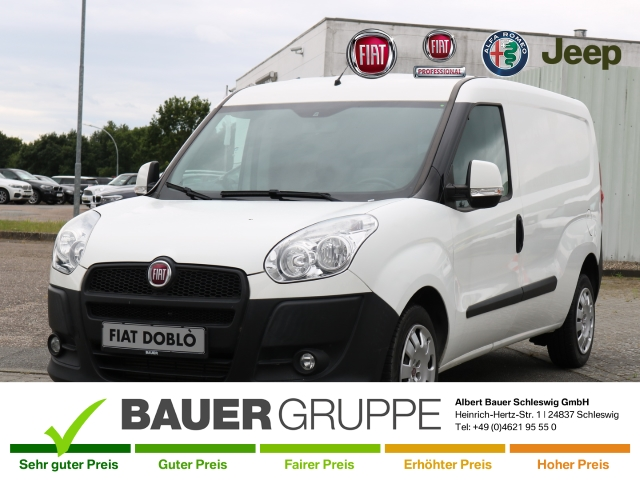 Fiat Doblo Kasten Maxi 1,3 SX Multijet 1.Hd, ZV, 1,0to NL, Jahr 2014, Diesel
