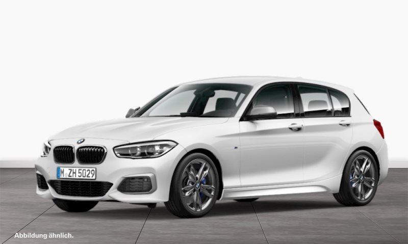 BMW M140i 5-Türer M Sportbr. Var. Lenkung LED USB, Jahr 2017, Benzin