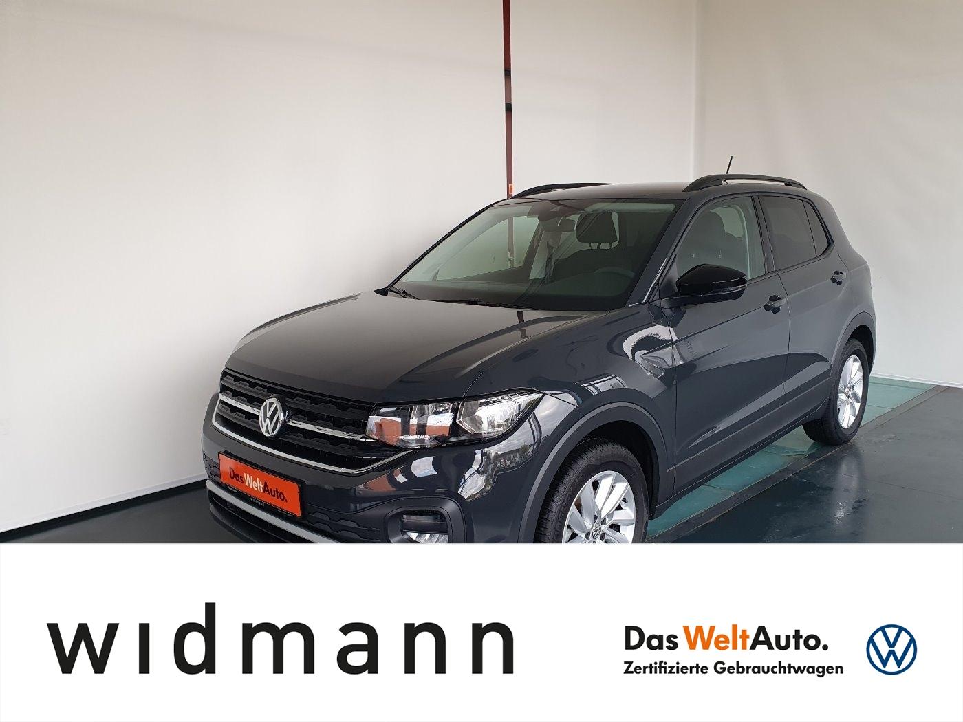 Volkswagen T-Cross Life 95 PS Navi ACC Parkpilot, Jahr 2020, Benzin