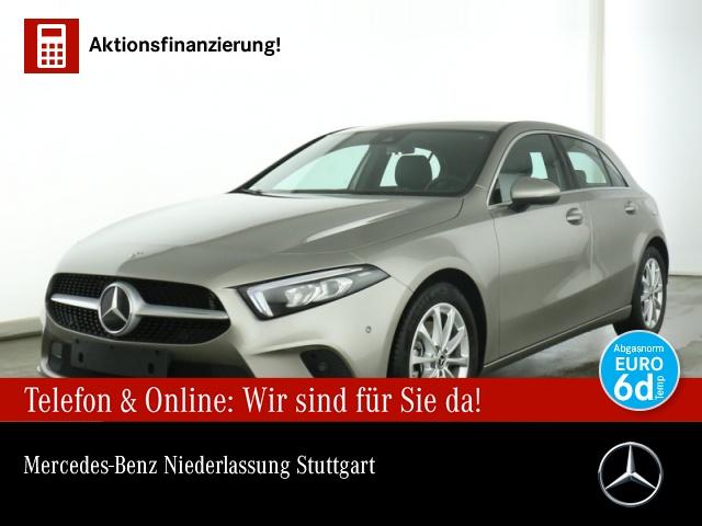 Mercedes-Benz A 220 Progressive Navi Premium LED Spurhalt-Ass, Jahr 2019, Benzin