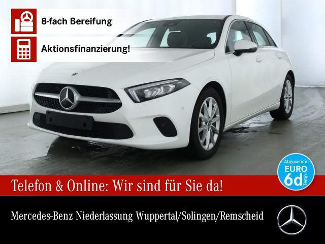 Mercedes-Benz A 220 Navi Premium LED Spurhalt-Ass PTS 7G-DCT, Jahr 2019, Benzin