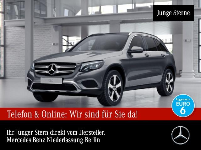 Mercedes-Benz GLC 250 d 4M Exclusive Pano Burmester LED Kamera, Jahr 2017, Diesel