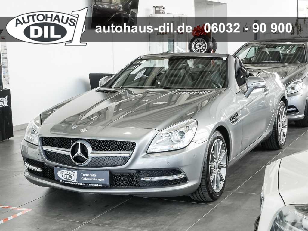 Mercedes-Benz SLK 200 (BlueEFFICIENCY) 7G-TRONIC *LED-Tagfahrlicht*, Jahr 2013, Benzin