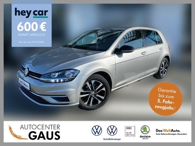 Volkswagen Golf VII IQ.Drive 1.0 TSI Navi ACC Klima, Jahr 2020, Benzin