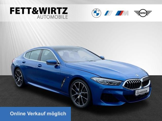 BMW 840i xDrive GC M-Sport Leas. ab 925,- br.o.Anz., Jahr 2019, Benzin