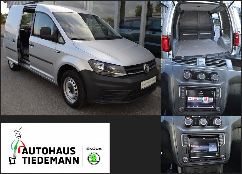 Volkswagen NFZ Caddy 1.6 TDI, Jahr 2015, Diesel