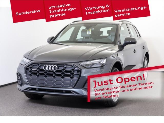 Audi Q5 S line 40 TDI quattro S tronic, Jahr 2020, Diesel