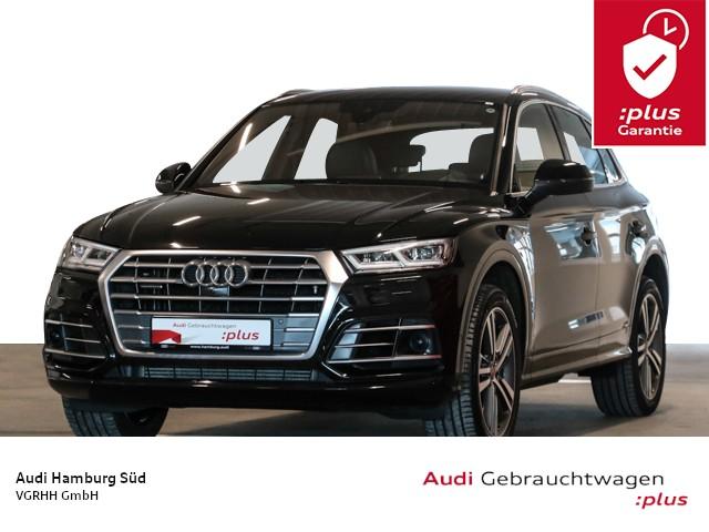 Audi Q5 3.0 TDI qu. tiptronic 3xS Line NAVI/MATRIX/HEAD/DAB, Jahr 2018, Diesel