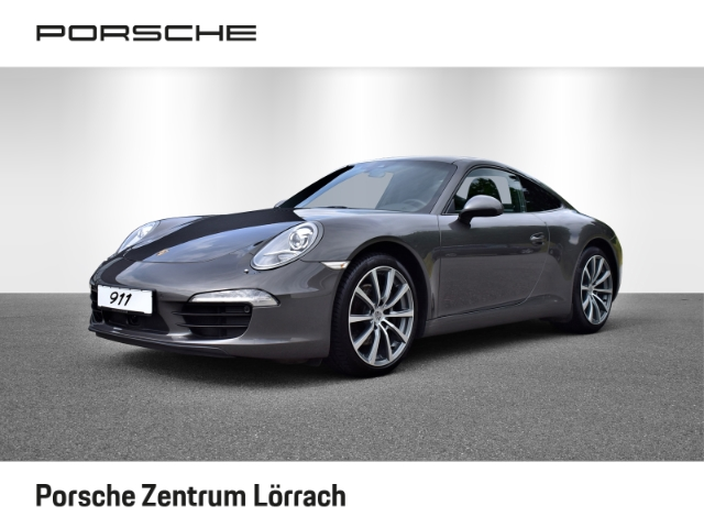 Porsche 991 (911) Carrera Coupe, Jahr 2014, Benzin