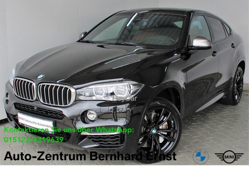 BMW X6 M50d M Sportpaket Innovationsp. Navi Prof. TV, Jahr 2017, Diesel