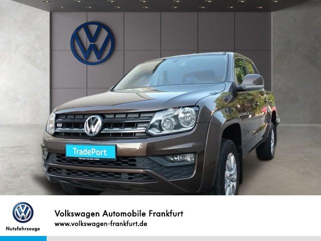 Volkswagen Amarok DoubleCab 3.0 TDI Comfortline AHK Leder Climatronic Amarok DC Comf. 120 TDIAL6, Jahr 2018, Diesel