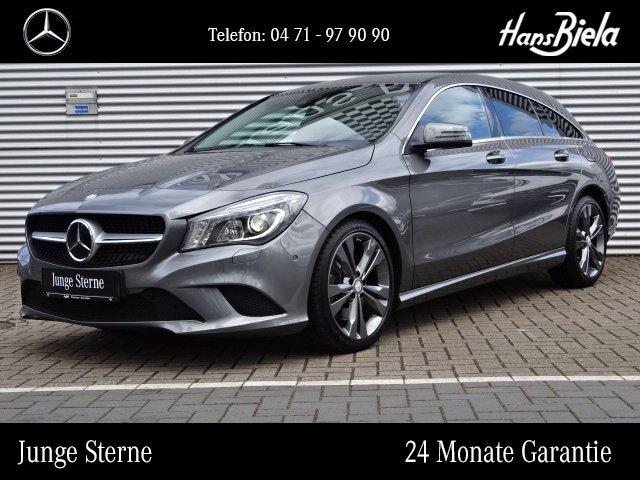 Mercedes-Benz CLA 250 SB Urban/Dist/COM/AHK/Kam/Memory/el.Heck, Jahr 2015, Benzin