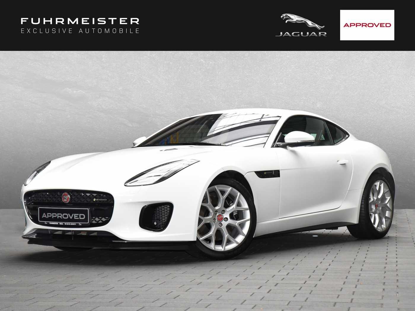 Jaguar F-Type Coupe 2.0 R-Dynamic | Black-Pack | Kamera | LED, Jahr 2018, Benzin
