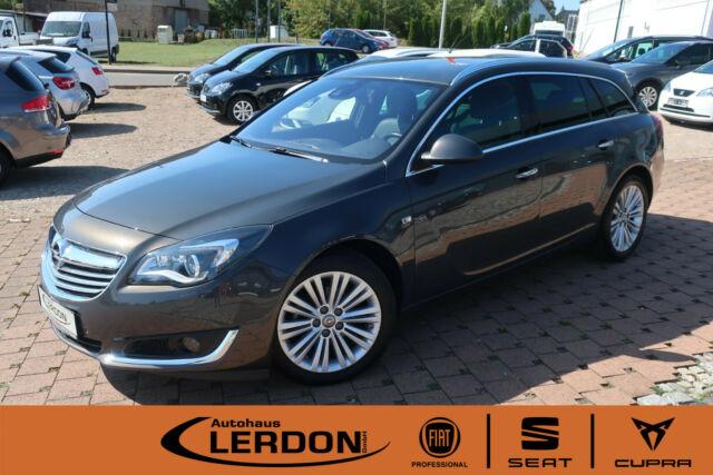 Opel Insignia Sports Tourer 1.4 Innov. LEDER|SPURH., Jahr 2014, Benzin