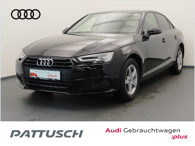 Audi A4 35 TDI sport LED Navi ACC Bluetooth, Jahr 2018, Diesel