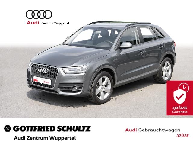 Audi Q3 2.0TDI XEN GRA NAV SHZ PDC FSE MUFU 16, Jahr 2013, Diesel