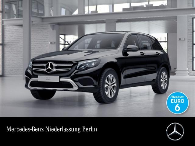 Mercedes-Benz GLC 220 d 4M LED Navi Spurhalt-Ass SpurPak PTS 9G, Jahr 2017, Diesel