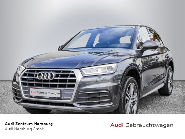 Audi Q5 2,0 TDI sport quattro S tronic PANO STANDHEIZ, Jahr 2017, Diesel