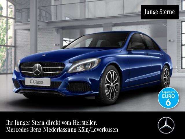 Mercedes-Benz C 250 d Avantgarde Airmat Stdhzg Distr+ LED AHK, Jahr 2016, Diesel