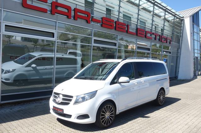 Mercedes-Benz V 250 CDI Lang 235PS 2xsTÜR/19/AHK/KAM/STDHZG, Jahr 2014, Diesel