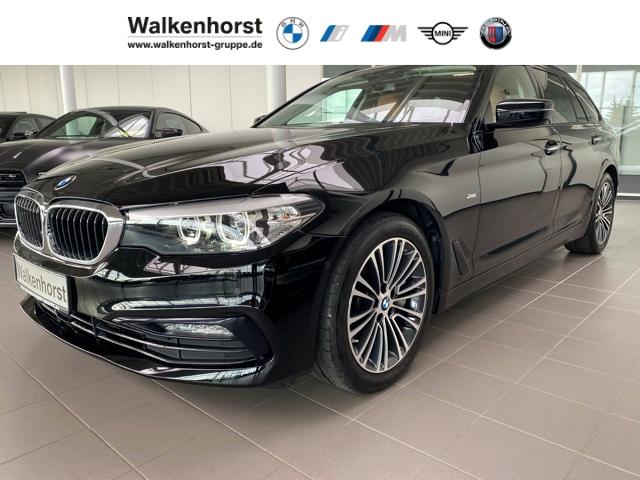 BMW 540 i xDrive SportLine Touring ParkAssistent, Jahr 2018, Benzin
