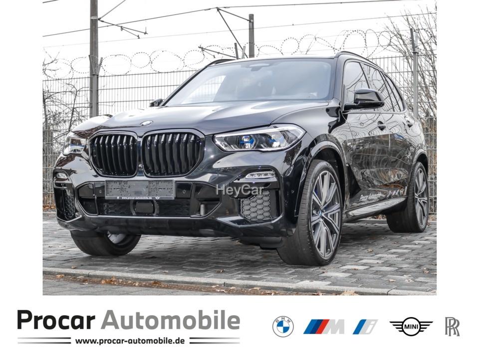 BMW X5 xDrive30d M Sportpaket Innovationsp. Panorama, Jahr 2020, Diesel