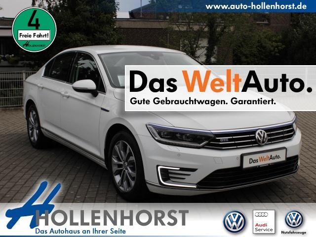Volkswagen Passat GTE 1.4 l TSI mit E-Motor 115 kW (156 PS) /, Jahr 2016, Hybrid