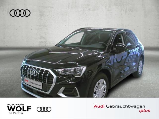 Audi Q3 35 TDI Advanced S tronic virtual cockpit AHK, Jahr 2020, Diesel