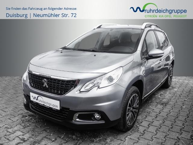Peugeot 2008 Active 1.2 12V VTi PureTech 82 Navigationssystem Sitzheizung, Jahr 2016, Benzin