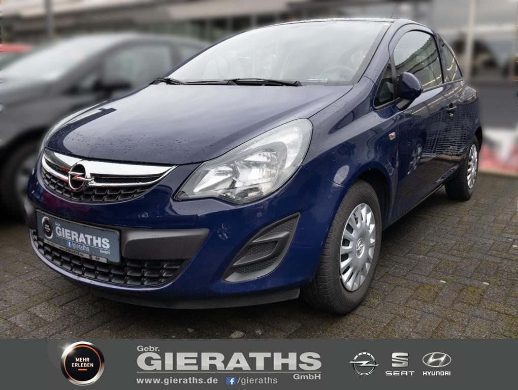 Opel Corsa 1.2 Selection Klima Cool & Sound-Paket, Jahr 2014, Benzin