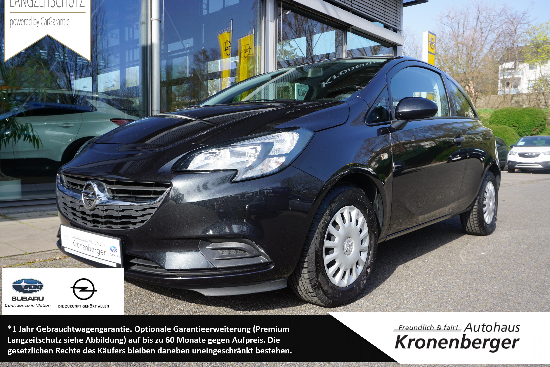Opel Corsa E 1.2 Selection Klima Radio, Jahr 2016, Benzin